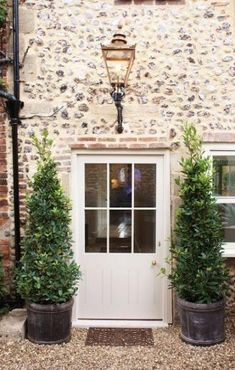 House entrance exterior english cottages Ideas The Effective Pictures We Of. - House entrance exterior english cottages Ideas The Effective Pictures We Offer You About Engli - Cottage Front Doors, Cottage Door, Country Front Door, White Cottage, Cottage Windows, House Entrance, Entrance Doors, Entrance Ideas, Door Ideas