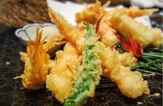 Veggie Tempura, Tempura Vegetables, Healthy Sides, Healthy Side Dishes, Tempura Recipe, Tempura Batter, Potato Vegetable, Asian Recipes, Ethnic Recipes
