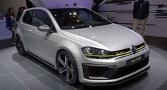 Volkswagen will launch into a series of 400-hp Golf GTI R420, a prototype of which was shown last year at the Beijing Auto Show. The head of the department of research and development of new German brand Heinz Jakob Noysser told the publication Car.