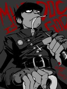 1000 images about gorillaz on pinterest jamie hewlett 2d and