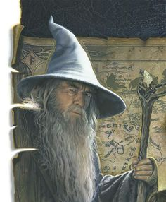 Gandalf the Grey Gandalf, Thranduil, Legolas, Fellowship Of The Ring, Lord Of The Rings, Lotr Trilogy, J. R. R. Tolkien, Tolkien Books, O Hobbit