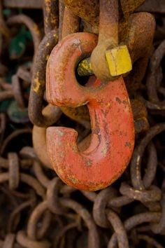 Número 9 - persimmon, saffron and rust. Number 9, Lucky Number, Rust Never Sleeps, Rusty Metal, Letter Art, Letters And Numbers, Sacred Geometry, Sculpting, Color