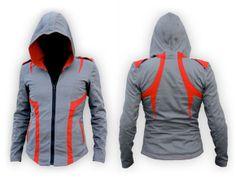 85baf6ef7a Assassins track jacket- i just think it looks cool Modern Assassin