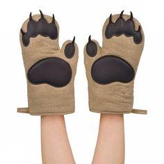 Праздник от @razverni   Праздник желудка (Eat What You Want Day) Прихватки для горячего - Лапа (Bear Hands) https://razverni.com/catalog/goods/prikhvatka-dlya-goryachego-lapa/