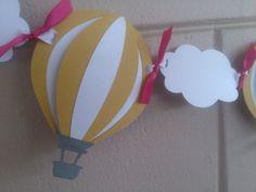 Hot Air Balloon-Garland