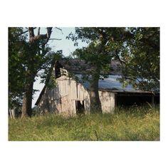 Abandoned Missouri Barn