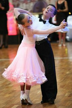 youth Standard Dancesport