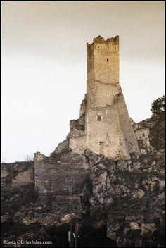 Castello di Pescina by Olivier James