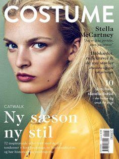 Juliane Grüner, Costume Magazine [Norway] (August 2013)