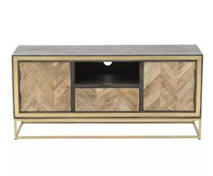 "Televízny stolík ""Annick"", 40 x 130 x 60 cm | Westwing"