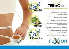Más informacion: http://atracciondelexito.com/fuxion/ Termo Te 3 es un delicioso Té que incrementa la capacidad termogénica del cuerpo y activa los mecanismos que transdforman la grasa acumulada en el cuerpo en energía. Ingredientes: L-carnitina + Tamarindo Malabar + Té Verde + Té Rojo + Té Negro #fuxion #termote #productosfuxion