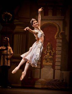 "Anna Tikhomirova, ""La Bayadere"", Bolshoi Ballet"