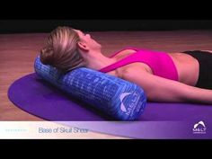 The MELT Method | neck pain relief - tried this today and it WORKS!