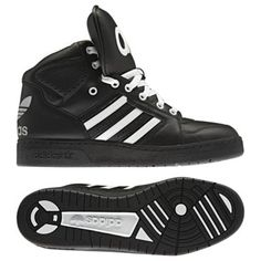 adidas Jeremy Scott Instinct Hi Shoes