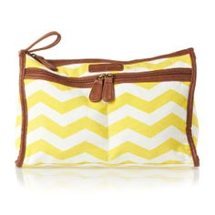 Billabong Sun Drenched Wash Bag - Bright Yellow   Free UK Delivery Chevron Bags, Wash Bags, Bright Yellow, Free Uk, Billabong, Diaper Bag, Delivery, Sun, Dopp Kit