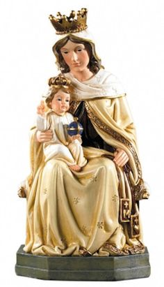 Our Lady Of Carmel Statue – Beattitudes Religious Gifts