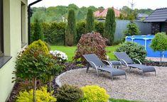 Największe w Polsce forum o budowaniu i zyciu. To kopalnia wiadomości o budowie, instalacjach, remontach, urządzaniu i aranżacji wnę™trz. To miejsce służące wymianie doświadczeń, opinii i poglądów. To także kwitnące życie społeczności. Rose Garden Design, Small Front Yard Landscaping, Beautiful Flowers Garden, Backyard, Patio, Outdoor Living, Outdoor Decor, Landscape, Plants