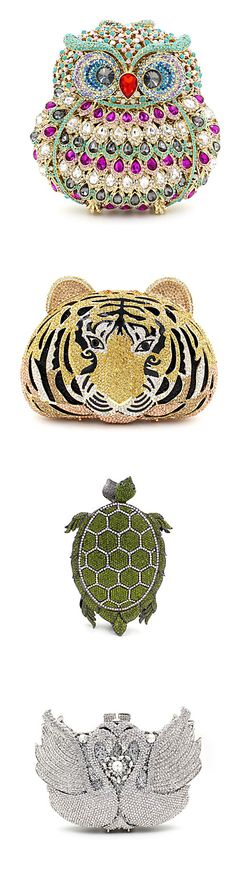 Charming animal / bird shape evening clutch! Stunning, isn't it? Wanna see more? Click on the picture to check them.