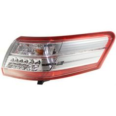 2010-2011 Toyota Camry Tail Lamp RH, Outer, Assembly, Usa Built, Hybrid Model