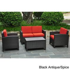 1000 images about patio furniture on pinterest. Black Bedroom Furniture Sets. Home Design Ideas