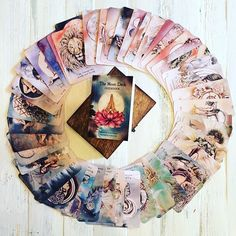 What Are Tarot Cards? Made up of no less than seventy-eight cards, each deck of Tarot cards are all the same. Tarot cards come in all sizes with all types Tarot Card Decks, Tarot Cards, Moon Deck, Oracle Tarot, Oracle Deck, Witch Aesthetic, Tarot Spreads, Tarot Readers, Wiccan