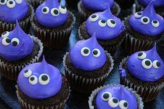Alien Cupcakes by haredessertcompany.com