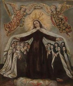 Our Mother's Protection Catholic Religion, Catholic Quotes, Hail Holy Queen, Fulton Sheen, Roman Church, Kingdom Of Heaven, Holy Family, My Favorite Image, Blessed Mother