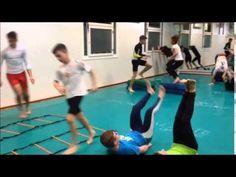 AMG MURANO preparazione atletica