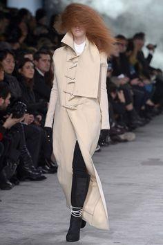 Rick Owens 2013 Paris Fashion Week