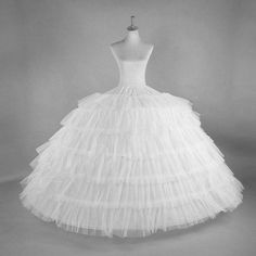 Plus Size Petticoat for Wedding Dress Hoop Skirt Crinoline.Add fullness to your ball gown wedding dress with this petticoat/hoop skirt/crinoline, fits regular through plus size up to inch waist with a drawstring closure. White Quinceanera Dresses, Robes Quinceanera, Formal Dresses For Weddings, Bridal Dresses, Wedding Gowns, Flapper Dresses, Floral Dresses, Lace Wedding, Wedding White
