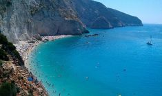Porto Katsiki Lefkada, Greece 12 beaches with crystal clear water