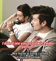 bastille twin peaks songs