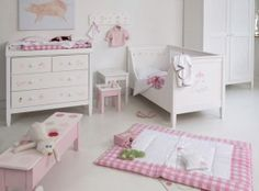 Luxury Baby Furniture specialists in Chelsea, London. Find the perfect luxury nursery furniture including cots, rocking chairs and nursery accessories for baby. Green Bedding, Pink Bedding, Big Girl Bedrooms, Girls Bedroom, Bedroom Ideas, Girls Bedding Sets, Duvet Sets, Furniture Showroom, Bespoke Furniture