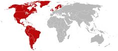 Countries with Netflix:   27 Pictures That Will Change The Way You Look At The World