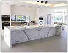 The Most Gorgeous Marble Kitchen Island Ideas Top Design Trends For And  Beyond