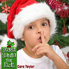 Why not let the students in on the Secret Santa fun? This resource has all you need to do this activity in your classroom this holiday season. Christmas has never been so fun for them! But the best thing about this resource is it has a built in component about kindness and caring for others, which is even more important!