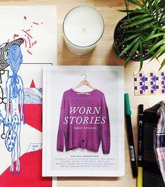 Worn Stories by Emily Spivack #patternpulp