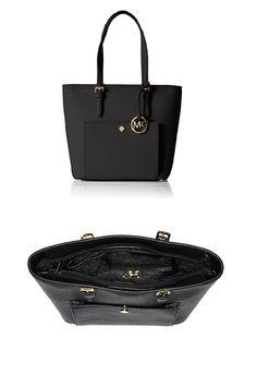 c07574c8f7 Michael Kors Jet Set TZ Snap Pocket Tote Women Handbag. Amazing handbag