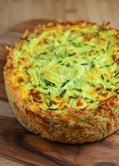 The amazing Syn Free Spiralled Zucchini Quiche - if you haven't yet made this you are seriously missing out. It's a genius creation that you all will love.