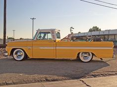 1966 Chevrolet C10 beautiful truck
