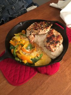 Make and share this Tgi Friday's Sizzling Chicken and Cheese recipe from Food.com.