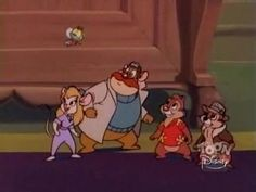 Chip 'N Dale Rescue Rangers - Pound Of The Baskervilles | 2015 HD