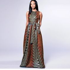 """2,034 Likes, 7 Comments - Zuvaa Marketplace (@shopzuvaa) on Instagram: """"Happy Easter everyone! Shop one of our favorites from Omi Woods: THE PAULINE Maxi Dress in Bronze +…"""""""