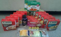 Free!! Coupons and Overage on the Nestle and Jimmy Deans paid for these products.