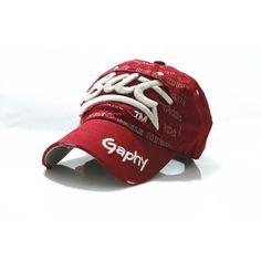 Baseball Caps, Casual Unisex Caps, Various Colors