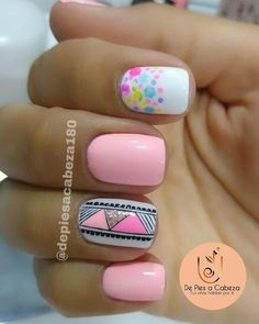 demos - Just another WordPress site Really Cute Nails, Pretty Nails, Pastel Nails, Acrylic Nails, Hunting Nails, Magic Nails, Seasonal Nails, Unicorn Nails, Gelish Nails