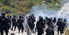 Reportan 5 personas desaparecidas tras disturbios en Oaxaca