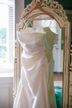 Downtown Charleston Wedding // Badgley Mischka Gown // Dana Cubbage Weddings // Charleston SC + Destination Wedding Photographer