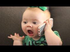 Bebes Bailando Chistoso - Videos de Risa de Bebes 2016 - YouTube