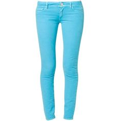 Amy Gee Slim fit jeans ($64) ❤ liked on Polyvore